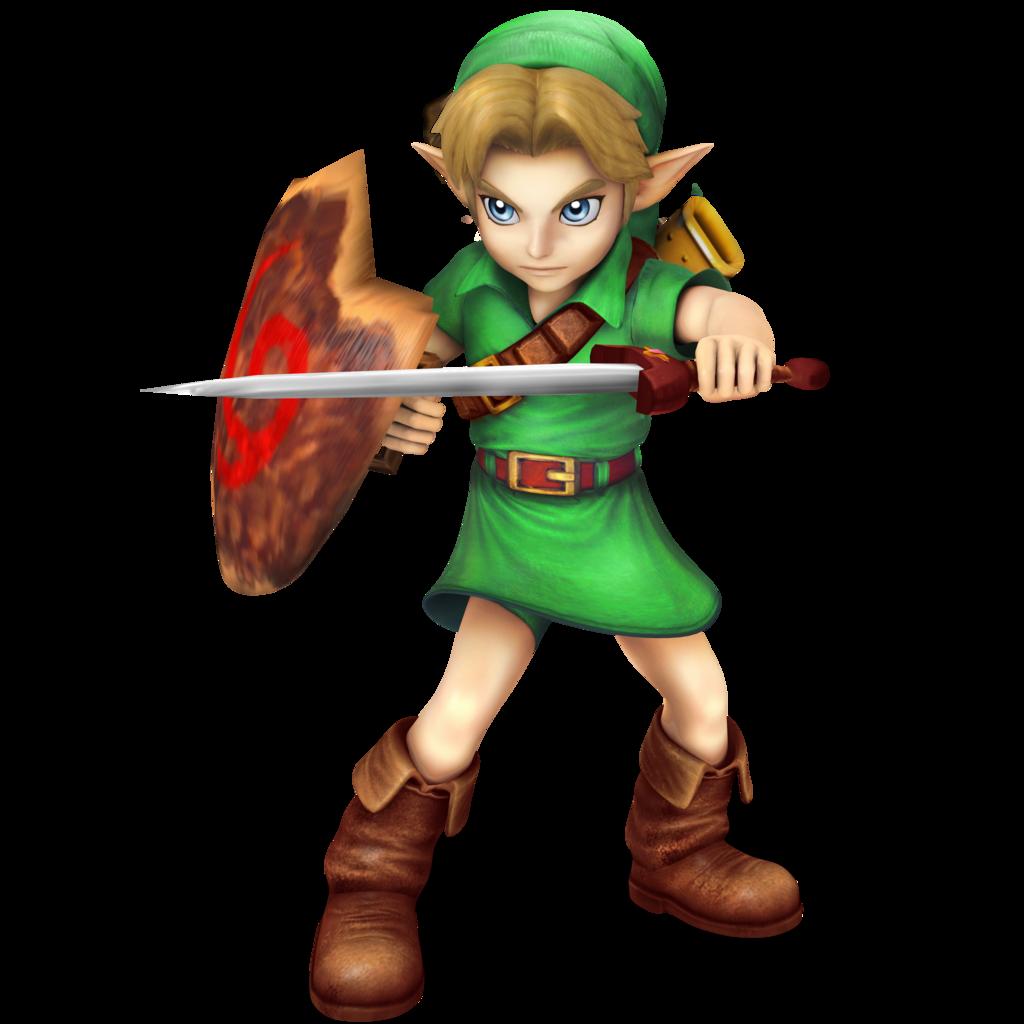 Ssb Link Young Link | Fantendo ...