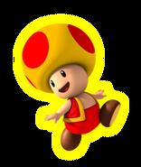 Galaxy 3 Yellow Toad