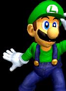File:SSBM Portrait Luigi.png