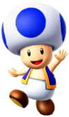Blue Toad SSB