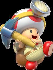 Captaint Toad