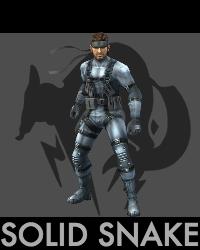 SSBD-SolidSnake