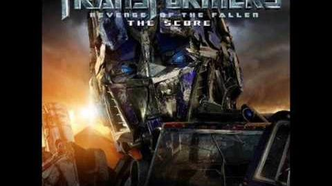 Transformers Revenge of the Fallen (The Original Score) - Forest Battle