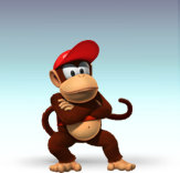 Diddy Kong SSBF