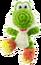 Yarn Yoshi (Super Smash Bros