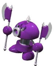 Axem Purple