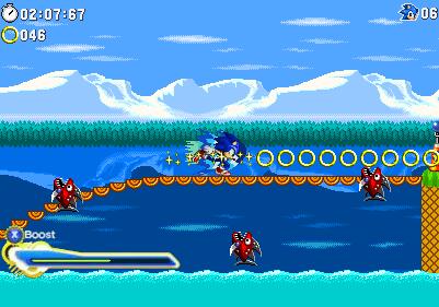 Bridge Zone Modern Screenshot