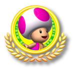 MTO- Toad Pink Icon