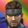 Solid Snake SSBA