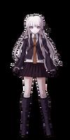 Danganronpa full body sprite - Kyoko Kirigiri