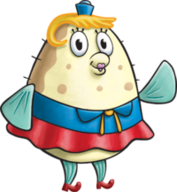 Mrs. Puff Character
