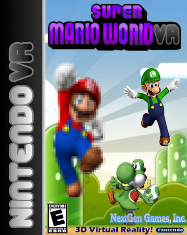 File:Super Mario World VR Boxart.png