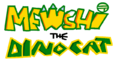 Mewshi the Dinocat logo