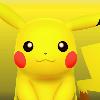 Pikachu SSBA