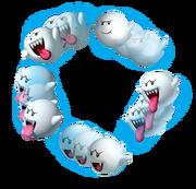 Circling Boo Buddies 3D