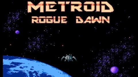 NES Metroid Rogue Dawn