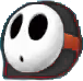 Black Shy Guy Icon MGGT