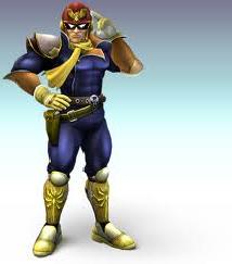 File:Captain Falcon - Nintendo All-Stars.png