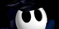 Power Mario characters