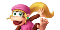 Dixie Kong (Super Smash Bros. Golden Eclipse)