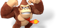 Donkey Kong Country RPG/Movesets