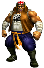 GX Samurai Goroh