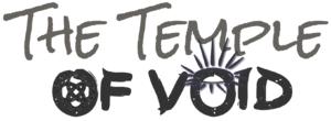 The Temple of Void New Logo