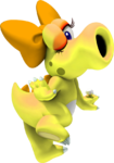 Yellow Birdo NSMBDIY