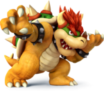 Bowser (SSB Evolution)