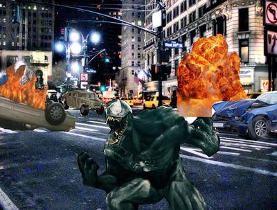 Venom Gameplay 2