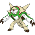 PTSR-Chesnaught