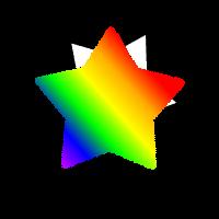 Rainbow Star - By Yveltal717