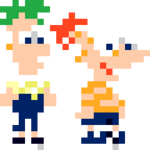 Mystery Mushroom Phineas and Ferb