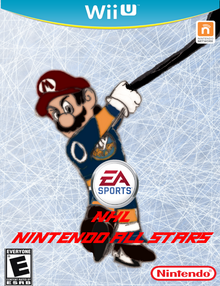 NHL Nintendo All Stars Boxart