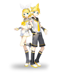 SSBE Kagamine Rin & Len