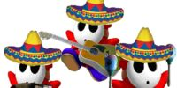The Shy Guy Mariachi Band
