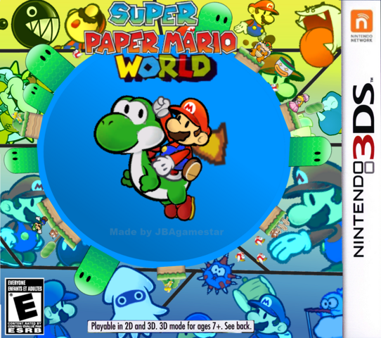 File:Super Paper Mario World Front.png
