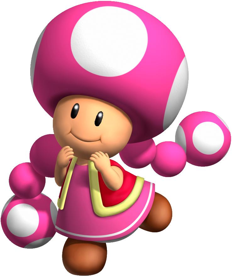 Toadette | Fantendo - Nintendo Fanon Wiki | FANDOM powered ...