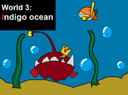 Indigo ocean