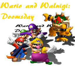 Wario and waluigi doomsday