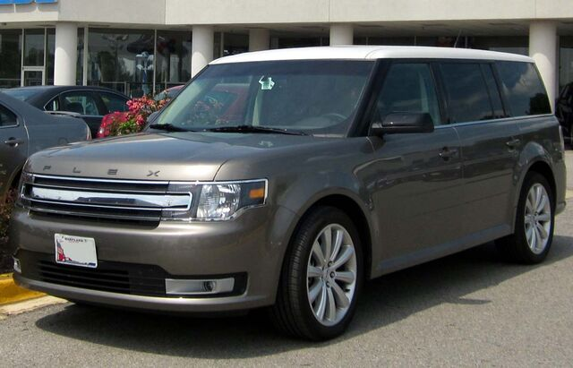 File:2013 Ford Flex -- 07-11-2012.JPG