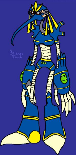 Balance Thoth