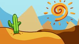 Golden Desert Signature