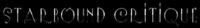 Starboundcritique