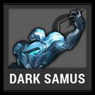 ACL -- Super Smash Bros. Switch assist box - Dark Samus
