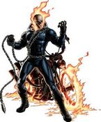 Ghost Rider (Godzilla vs Marvel)