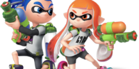 Inkling (Super Smash Bros. Golden Eclipse)
