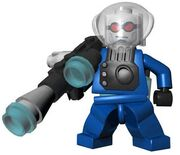 Mr Freeze (Lego Batman 4)