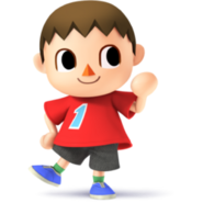 Villager Smash Bros