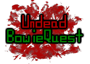 Undead BowieQuest Logo